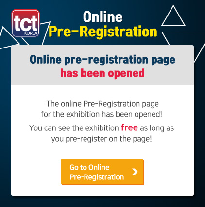 Online pre-registration page has been opened
